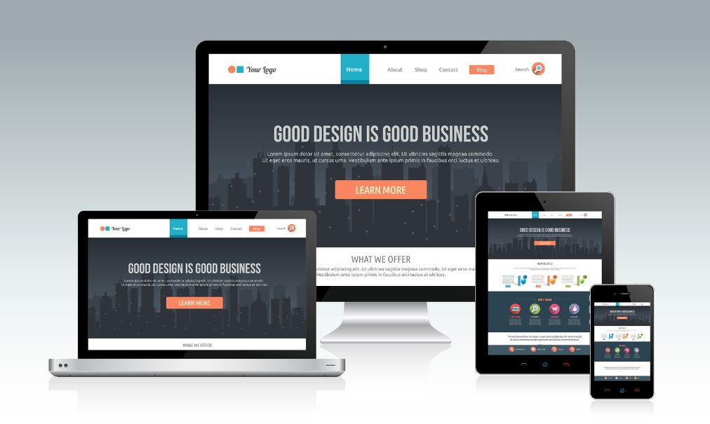 website design riverside county
